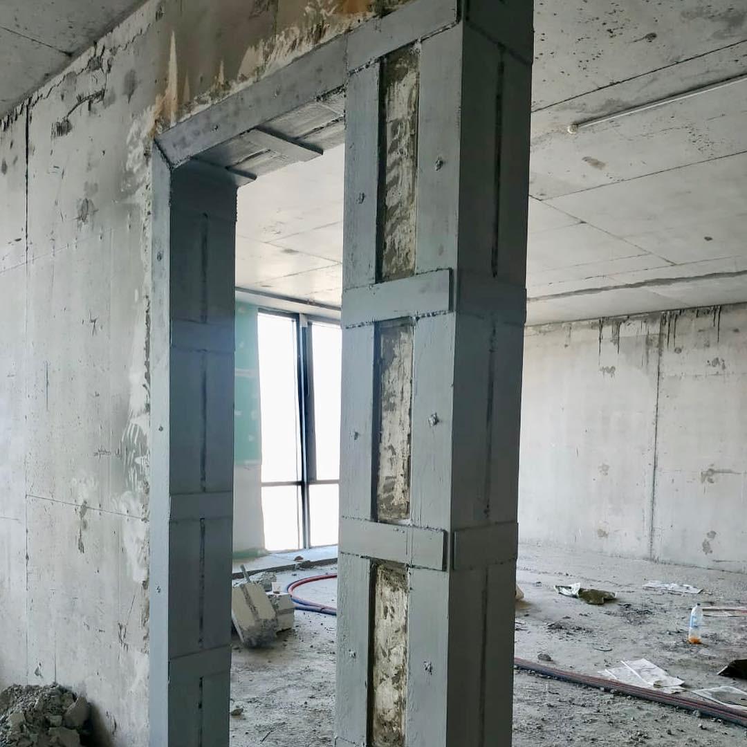 бетон в электроуглях