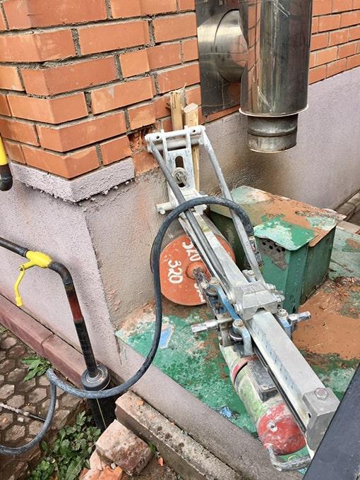 Сухое алмазное бурение бетона купить бетон в приморско ахтарске купить